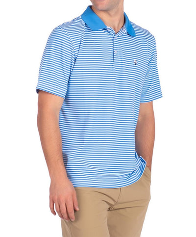 Southern Shirt Co - Folly Beach Pique Perf Polo