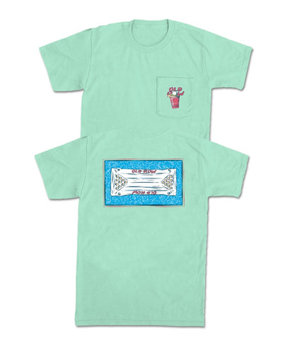 Old Row - Pool Pong Pocket Tee