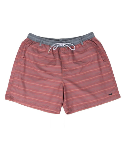 Southern Marsh - Dockside Swim Trunk - Mayan Dot