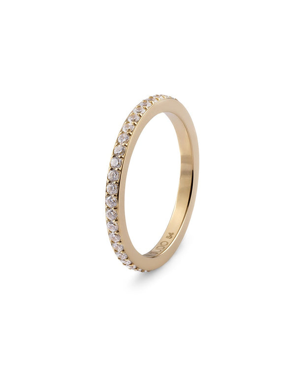 Qudo - Spacer Eternity Ring