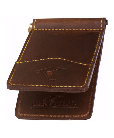 GenTeal - Leather Front Pocket Wallet