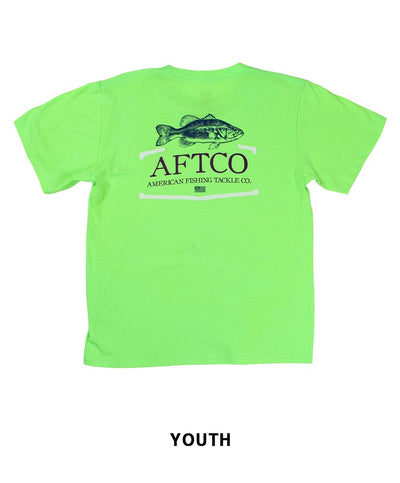 Aftco - Youth Small Tail Technical Tee