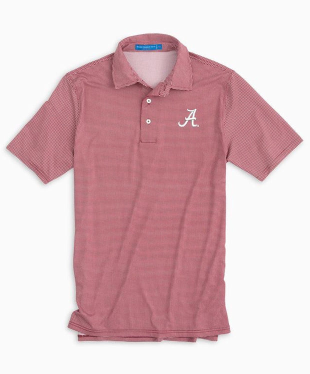 Southern Tide - Gameday Tattersall Polo
