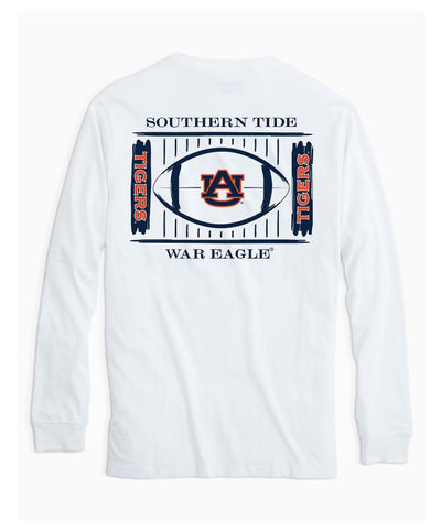 Southern Tide -  Stadium Long Sleeve Tee