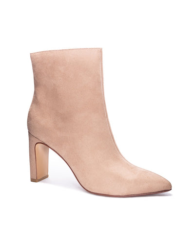Chinese Laundry - Erin Fine Suede Bootie