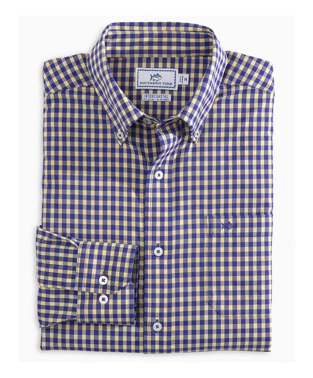 Southern Tide - Huckleberry Hill Check Sportshirt