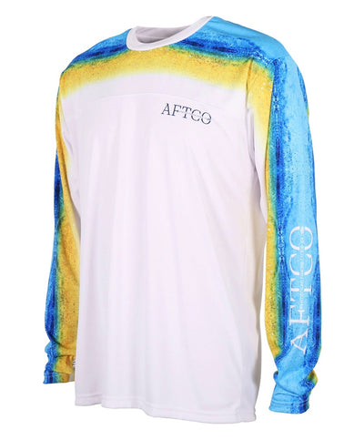 Aftco - Dojo Mojo Performance Long Sleeve Tee