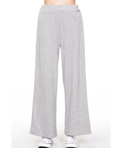 Long Wide Leg Relaxed Pants