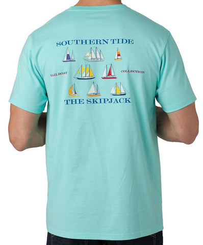 Southern Tide - Sailboat Tee