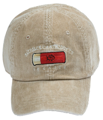 Southern Tide - Skipjack Cartridge Co. Corduroy Hat Caramel