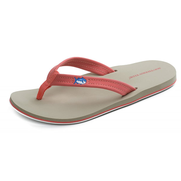 Southern Tide - Women's Weekend Flipjacks - Peach