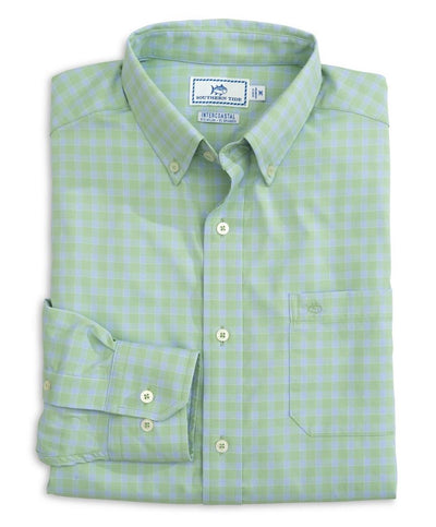 Southern Tide - Astern Check Intercoastal Sportshirt