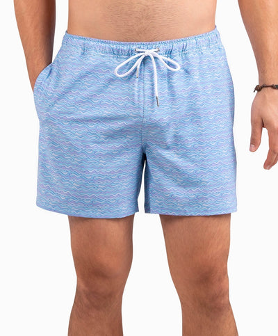 Southern Shirt Co - Lava Lamp Swim Shorts