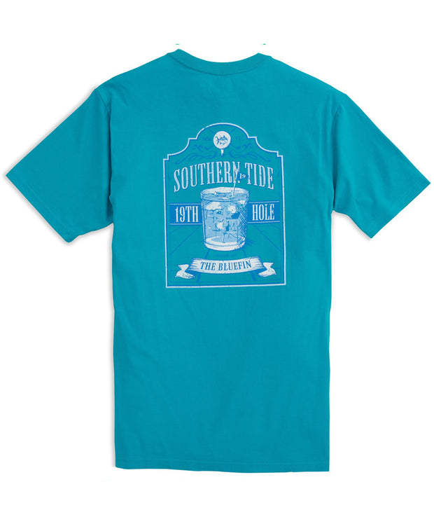 Southern Tide - 19th Hole T-Shirt - Rushing Water