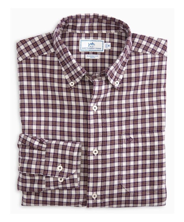 Southern Tide - Cutwater Check Sportshirt