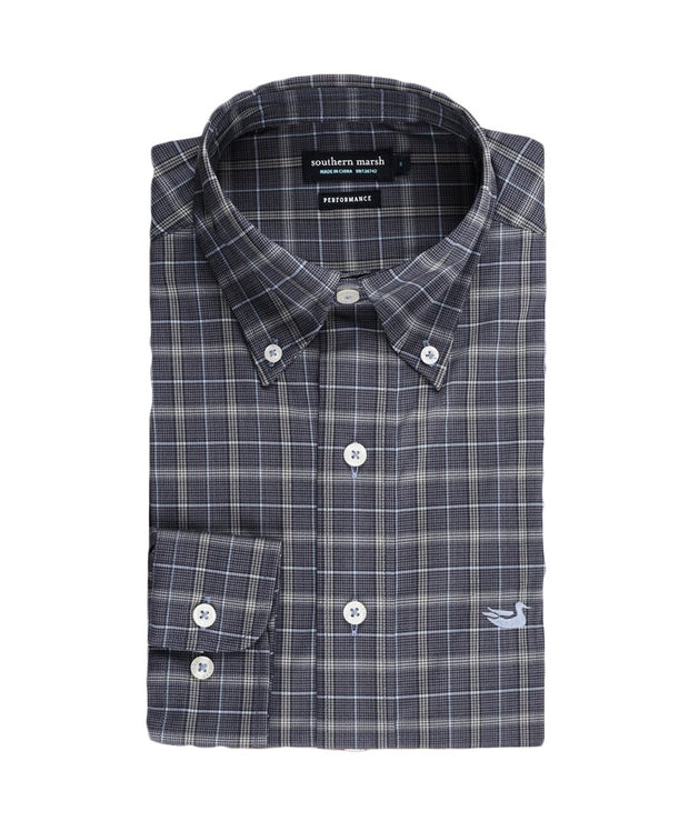 Southern Marsh - Bastrop Performance Check Shirt