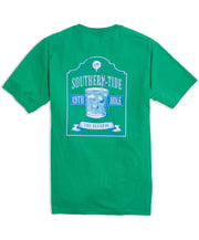 Southern Tide - 19th Hole T-Shirt - Augusta Green
