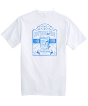 Southern Tide - 19th Hole T-Shirt - Classic White