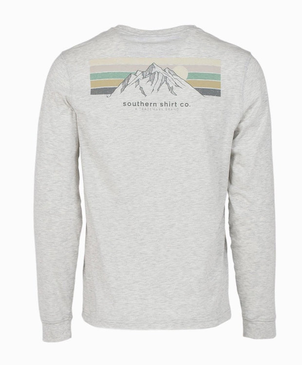 Southern Shirt Co - Positive Altitude Long Sleeve Tee