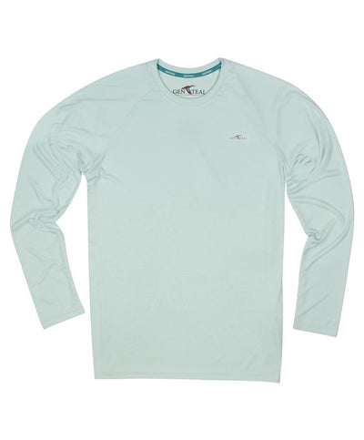 GenTeal - Brrr Performance Long Sleeve Tee