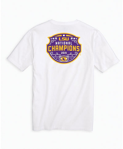 Southern Tide - LSU National Champions T-Shirt
