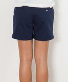 "Southern Tide - Ladies Chino Shorts 5"" - Navy"