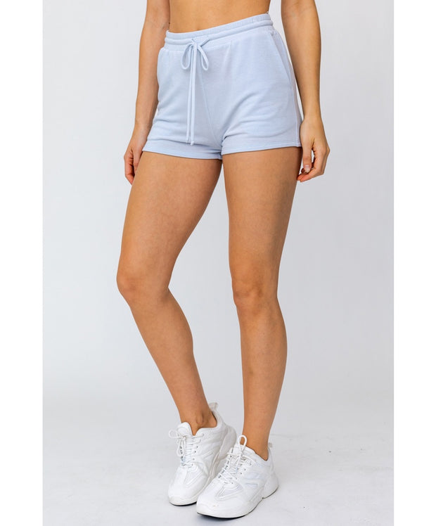Easy Does It Drawstring Shorts