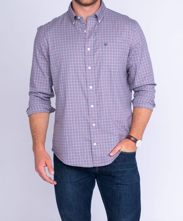 Southern Shirt Co - Cumberland Check Long Sleeve Shirt