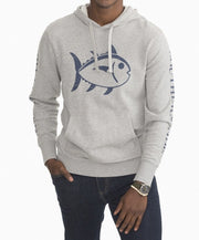 Southern Tide - Heather Skipjack Upper Deck Hoodie