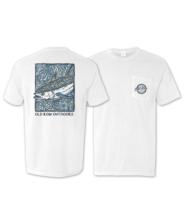 Old Row - Outdoors Tuna Pocket Tee