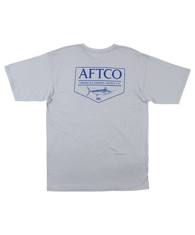 Aftco - Navigator Cotton Pocket Tee