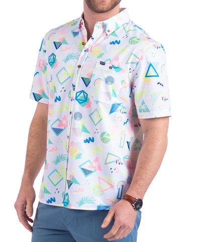 Southern Shirt Co - The Roxbury S/S Shirt