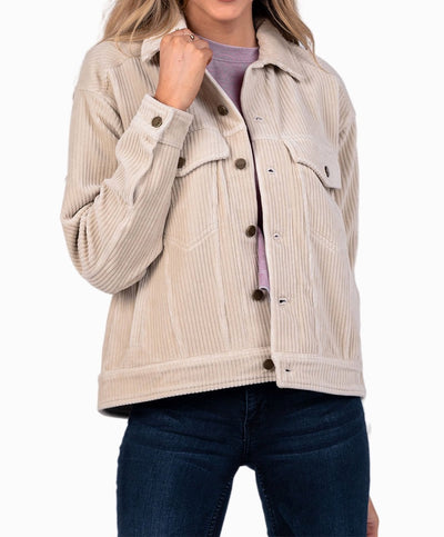 Southern Shirt Co - Cordy Corduroy Jacket