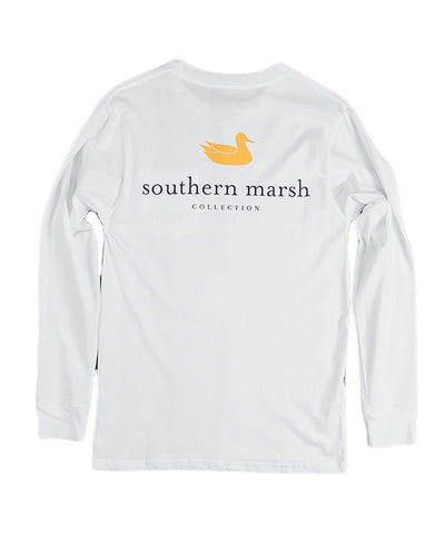 Southern Marsh - Authentic Collegiate Long Sleeve Tee