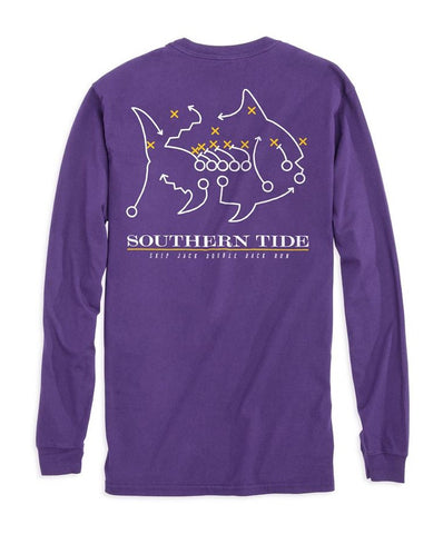 Southern Tide - Skipjack Play Long Sleeve Tee