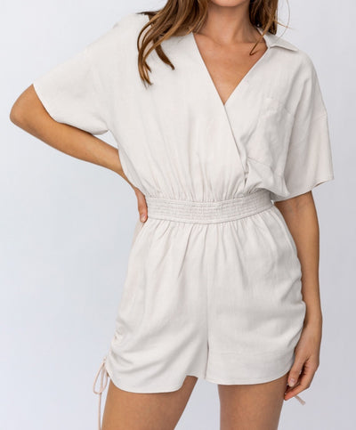Did You Miss Me Romper