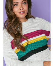 I Wanna Be Loved Bayou Sweater