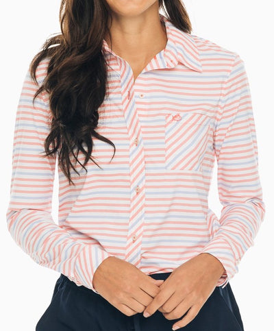 Southern Tide - IC Emery Button Front Shirt