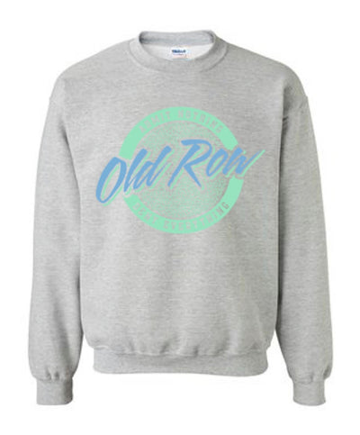 Old Row - Rad Chicks Crewneck Sweatshirt