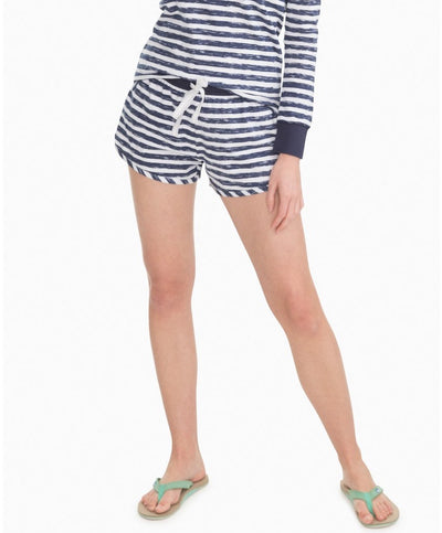 Southern Tide - Stripe Knit Lounge Short