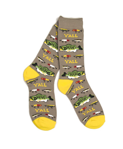 Southern Socks - Bass Fishing Socks