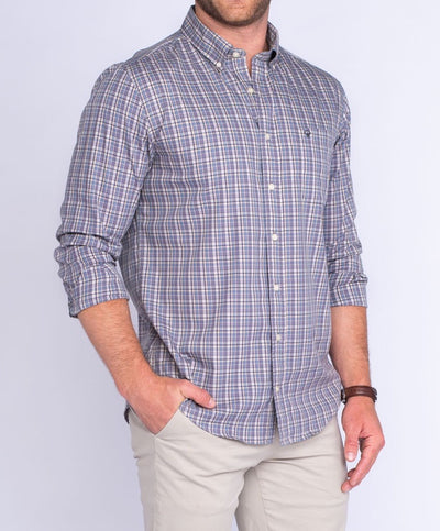 Southern Shirt Co - Flintrock Plaid Long Sleeve Shirt