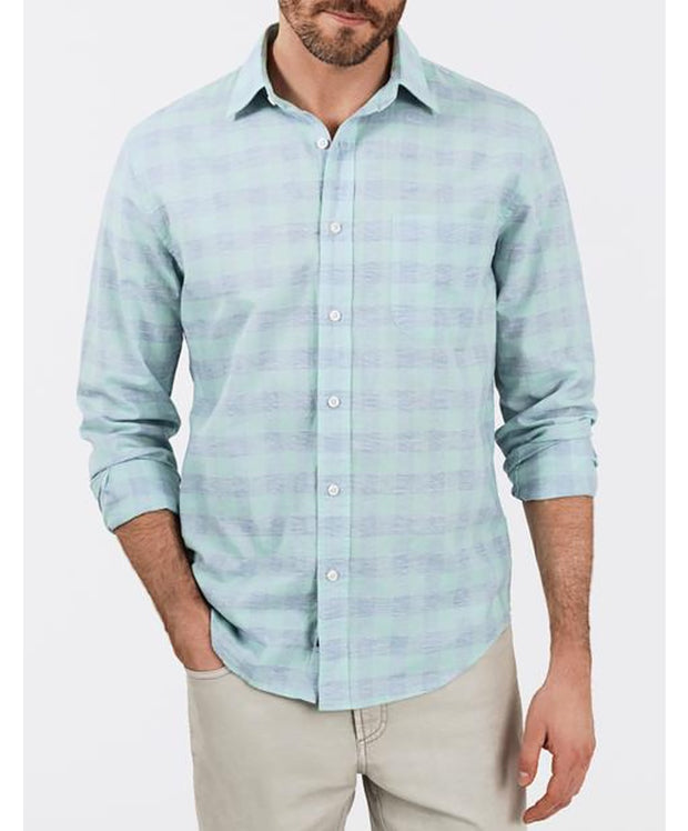 Faherty - Stretch Summer Blend L/S Shirt