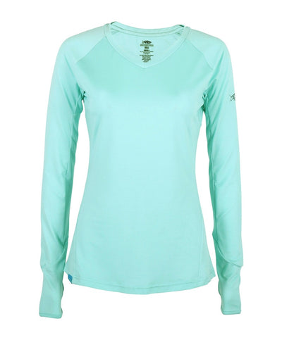 Aftco - Nexus Air-O-Mesh Performance Long Sleeve Shirt