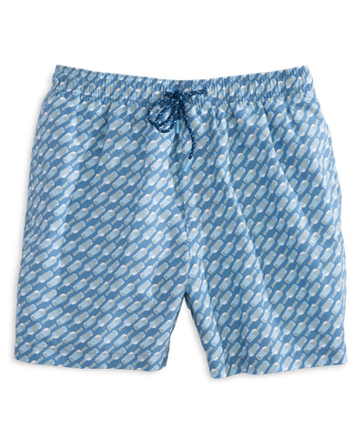 Southern Tide - 99 Bottles Swim Trunks