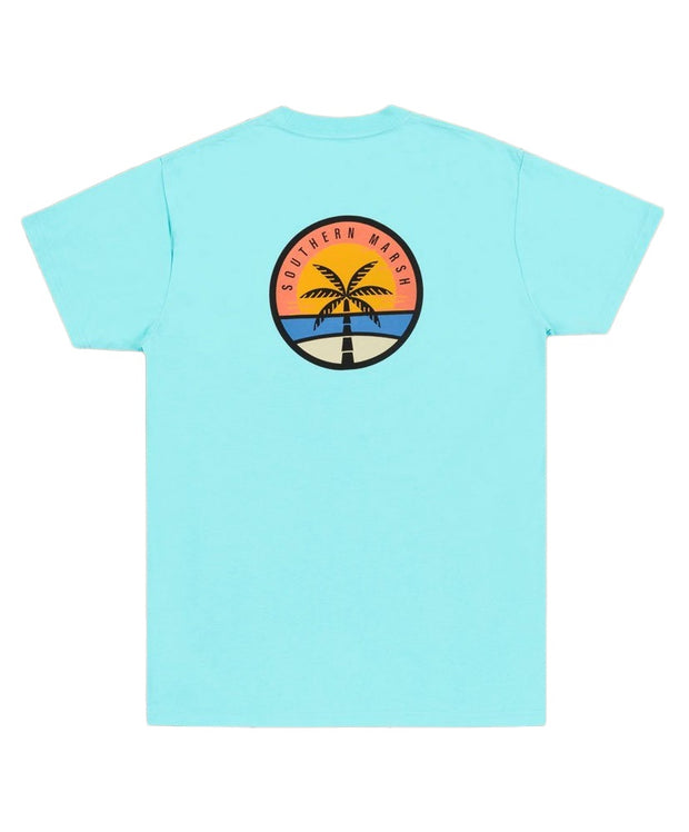 Southern Marsh - Sunset Palm Tee