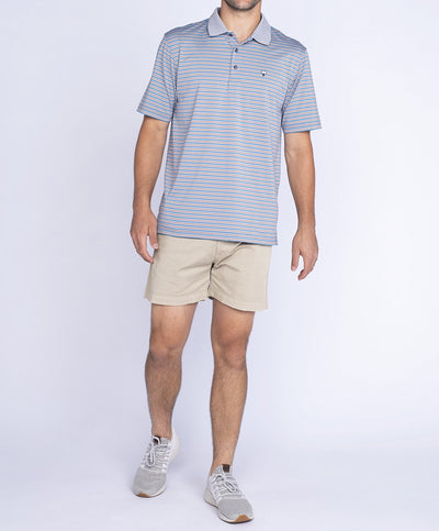 Southern Shirt Co - Carson Stripe Polo