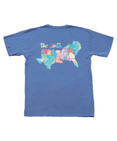 The State Company - The South Watercolor Tee
