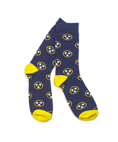 Southern Socks - TN Flag Socks