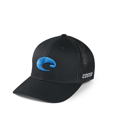 Costa - Flex Fit Logo Trucker Hat